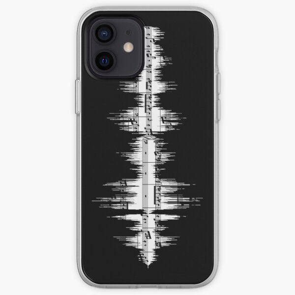 Fur Elise - Soundwave Art iPhone Soft Case