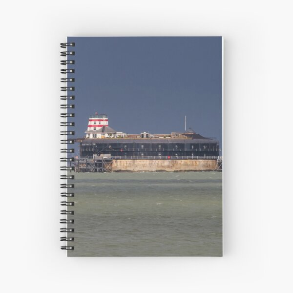 No Man's Land Fort Spiral Notebook