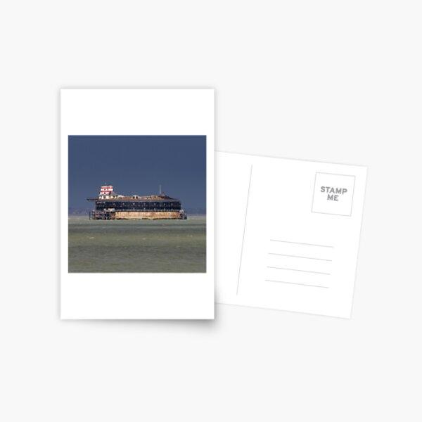 No Man's Land Fort Postcard