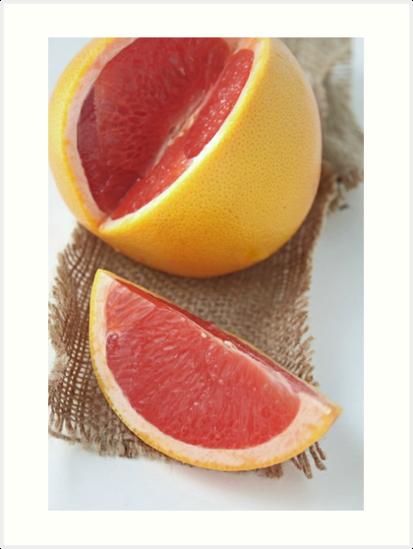 Ruby grapefruit by Jeanne Horak-Druiff