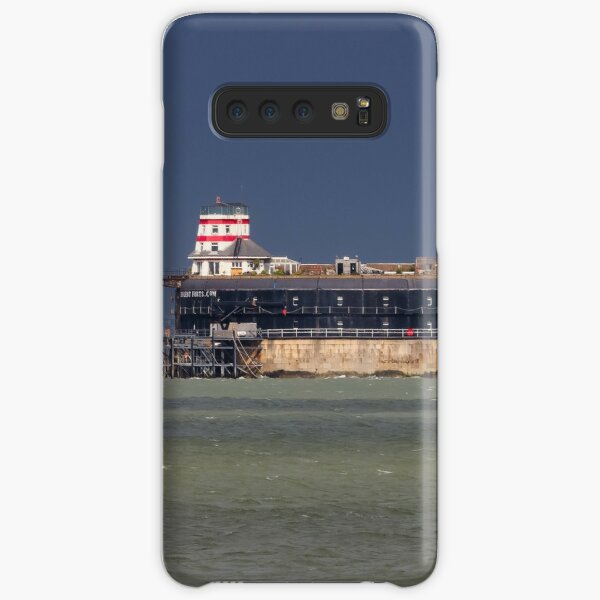 No Man's Land Fort The Solent Hampshire Samsung Galaxy Snap Case
