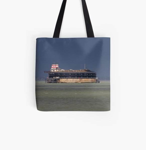 No Man's Land Fort All Over Print Tote Bag