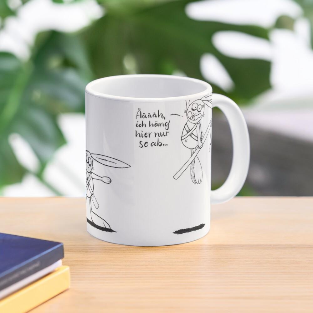 Cartoon bunny | Sketch | 088a Mug