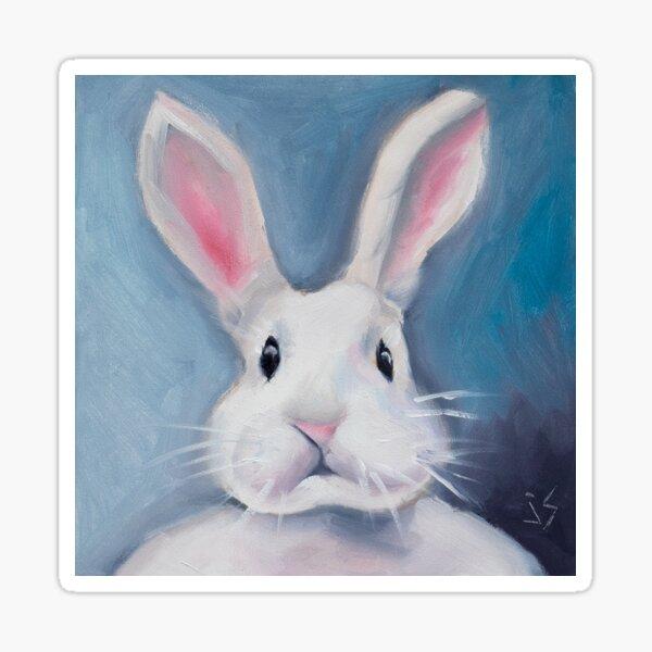 Honey Bunny Sticker