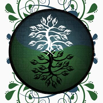 Duality and the Tree of Life by lunafate