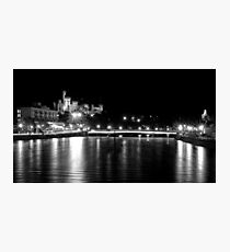 Goodnight Inverness Photographic Print