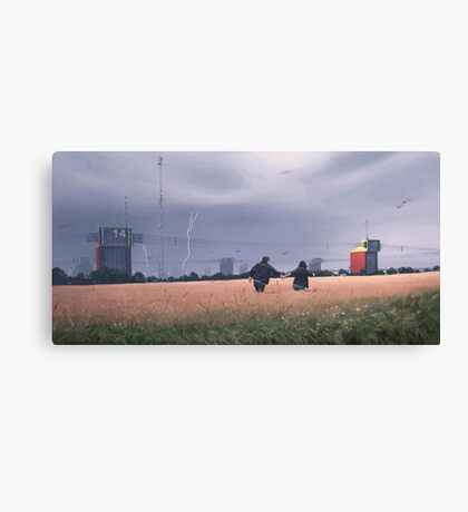 We Need To Talk About Annika II Canvas Print