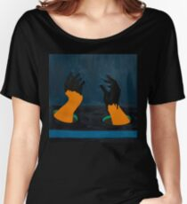 Milo- So the flies dont come  Women's Relaxed Fit T-Shirt