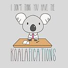 Koalafications by panda3y3