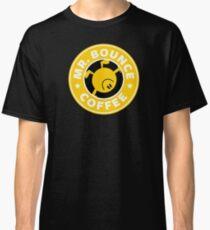 Mr. Bounce Coffee Classic T-Shirt