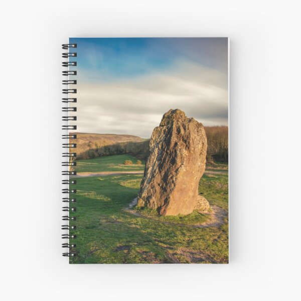 The Longstone Spiral Notebook