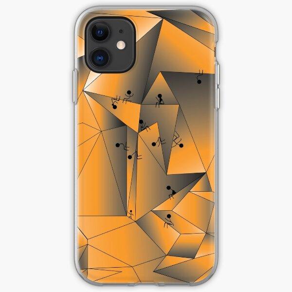 Cave maniac  Funda blanda para iPhone