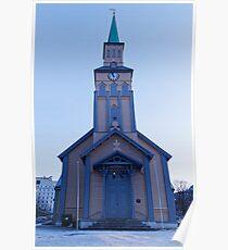 Tromsø Domkirke Poster