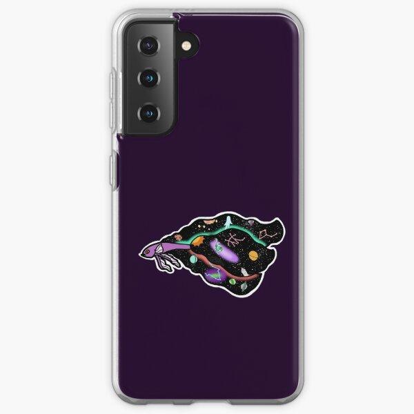 Its a Galaxy Fish Samsung Galaxy Soft Case