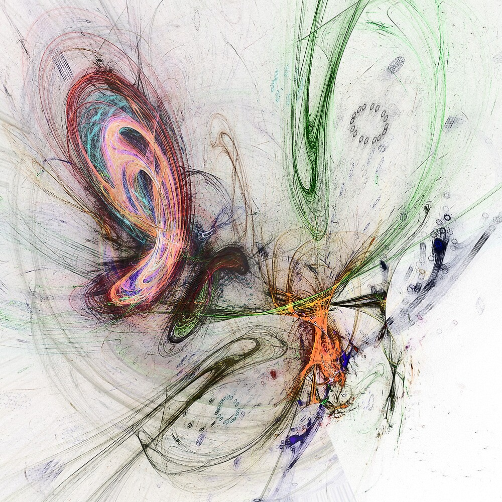 Galaxies by Benedikt Amrhein