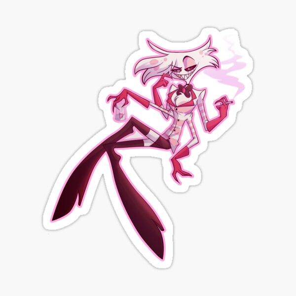 Angel Dust wo/background Sticker