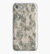Tactical Modern Military digital camo 4 iPhone Case/Skin