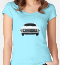 1967 HR Holden Women's Fitted Scoop T-Shirt