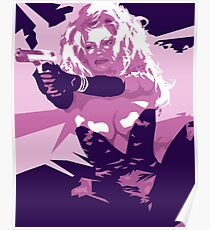 Barbwire - Pamela Anderson Poster