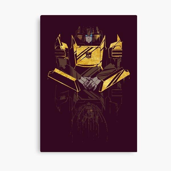 sunstreaker Canvas Print