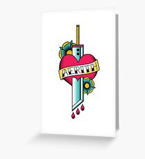Aerith Forever Greeting Card