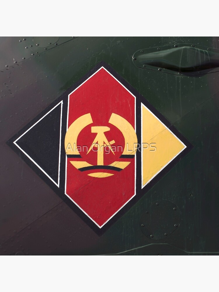 East German Airforce Insignia by AlanOrgan