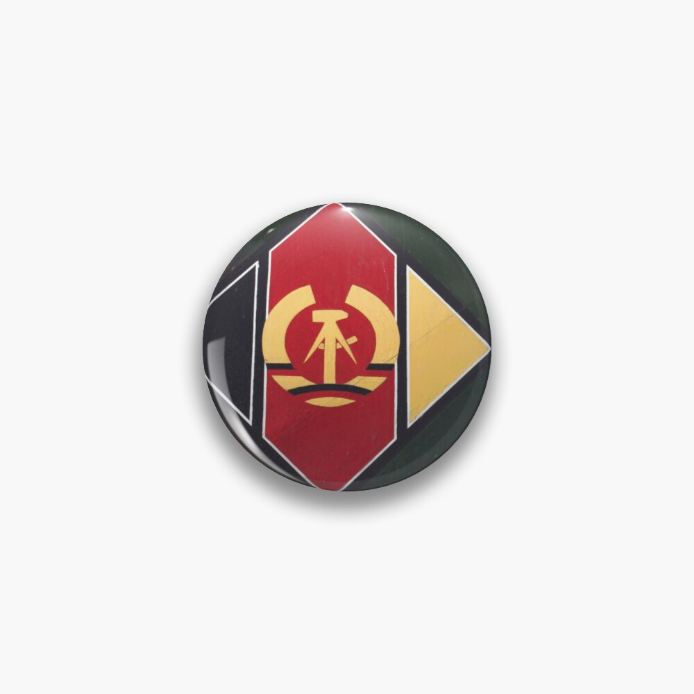 East German Airforce Insignia Pin