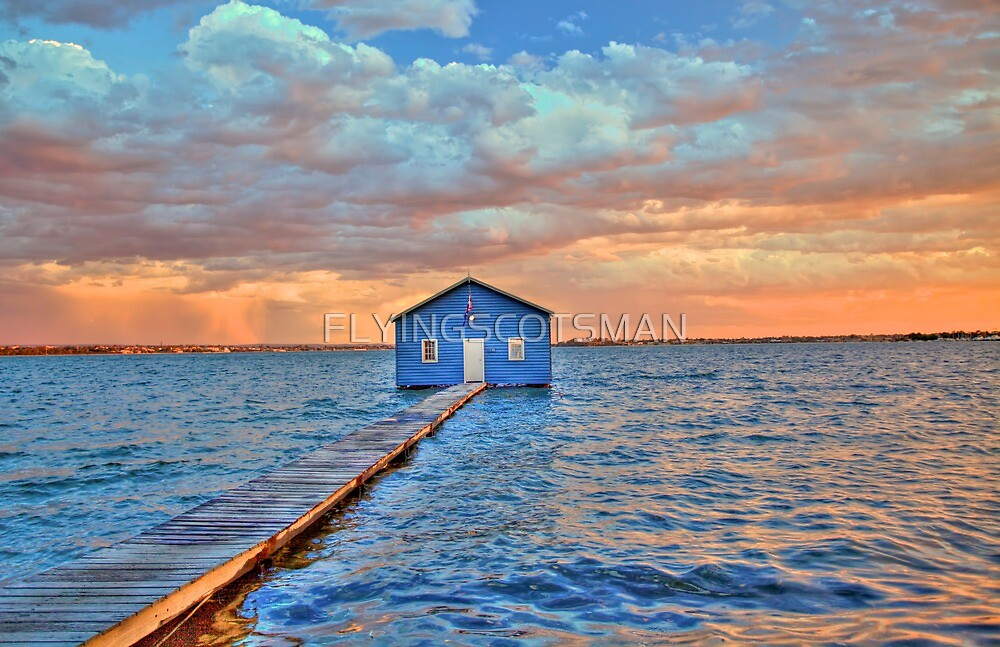 Boat shed 2 by FLYINGSCOTSMAN