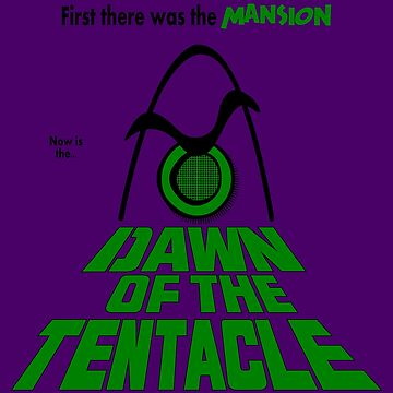 Dawn of the Tentacle by zombieguy01