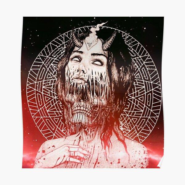Satanic Ritual Poster