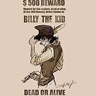 Billy the Kid by Lifeanimated