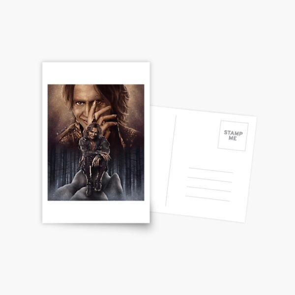 Rumplestiltskin Postcard