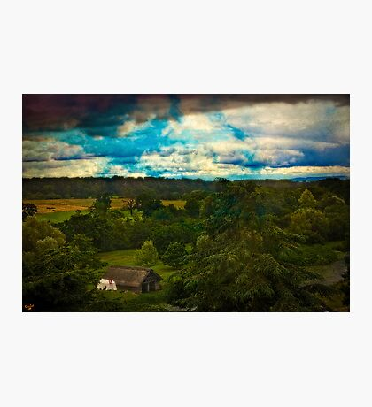 Nice Weather For Trolls In the Shire Today Photographic Print