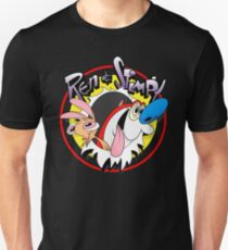 Ren & Stimpy Slim Fit T-Shirt