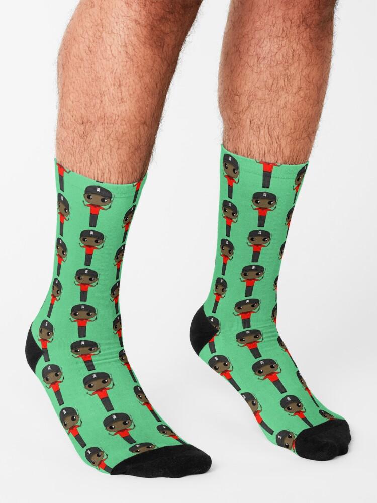Alternate view of The Master Socks