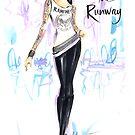 Rockin' The Runway by jenniferlilya