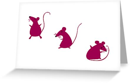 Mouse Party by Evangeline Than