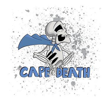 Cape or Death Logo by DWarrenRose