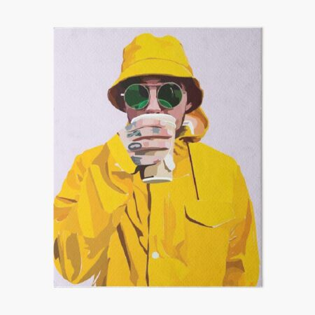 Mac Miller Impression rigide