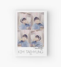 BTS/Bangtan Sonyeondan - V Photocard Hardcover Journal