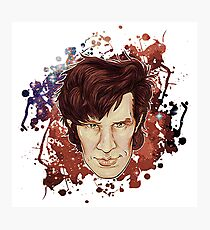 Eleventh Doctor Photographic Print