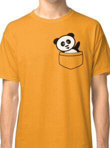 Pocket panda Classic T-Shirt