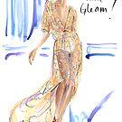 Peaches & Gleam! by jenniferlilya