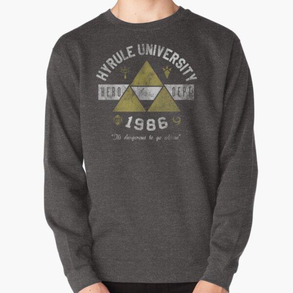 Hyrule University Pullover Sweatshirt