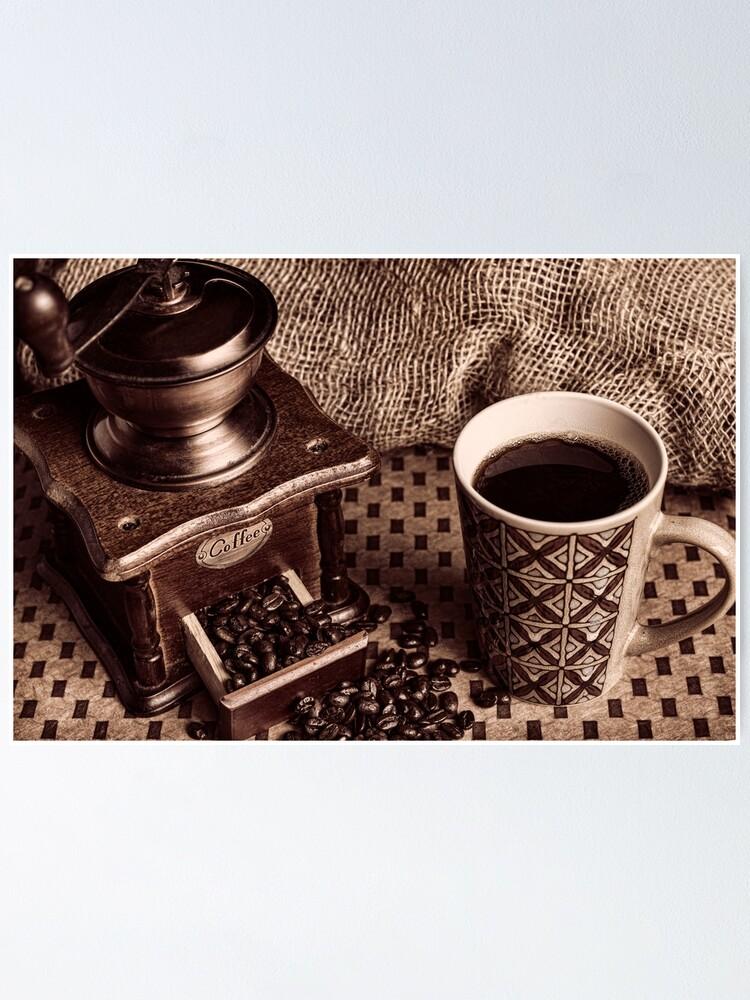 Alternate view of Coffee Break Poster