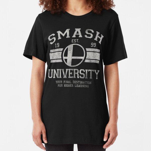 Smash University V2 Slim Fit T-Shirt