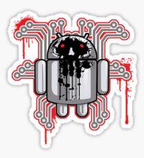 Distruktive Droid Sticker