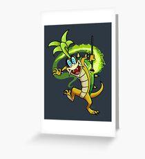 Iggy Koopa Greeting Card