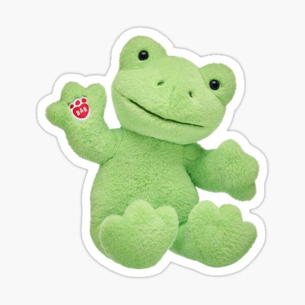 Build A Bear Frog Sticker