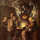 The Pumpkin Magician by David Irvine